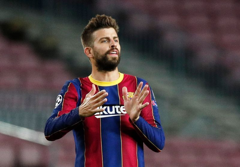 football pique says barca in decline but is optimistic about future the star football pique says barca in decline but is optimistic about future the star