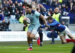Scotland recall Maitland, add Hidalgo-Clyne after flyhalf injuries