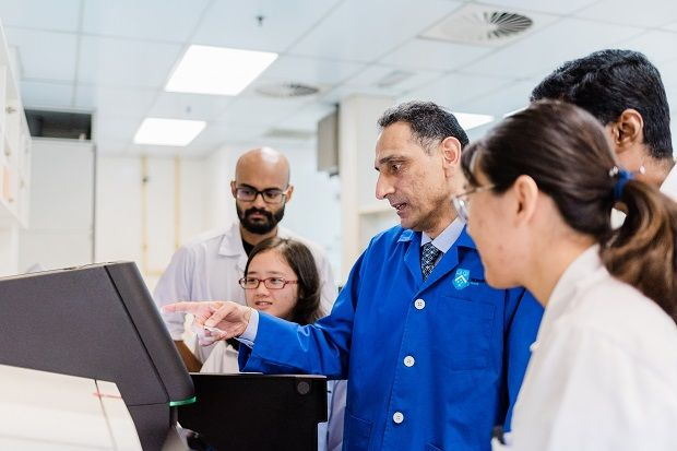Assoc Prof Qasim Ayub was part of the Human Evolution team at the Wellcome Sanger Institute that sequenced 929 genomes.