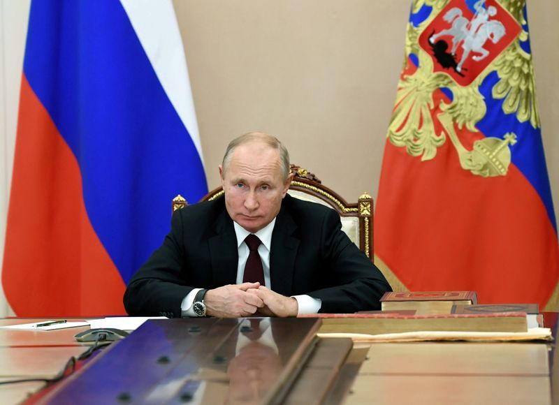 Uk Media Report That Putin Is Ill And Poised To Quit Is Nonsense Says Kremlin The Star