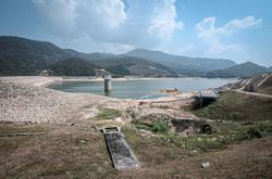 Race to refill dam before dry season comes