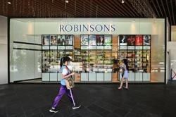 Singapore Robinsons' closing down sale begins Nov 6