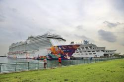 On-site Covid-19 facility to test 1,700 Singapore passengers on first cruise