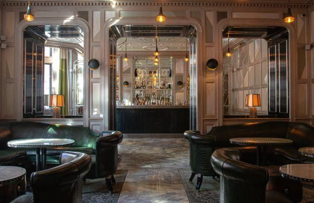 London's Connaught Bar came out top of this year's World's 50 Best Bars list.