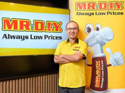 MR DIY on the up and up
