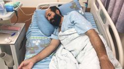 Palestinian held by Israel ends hunger strike after 103 days
