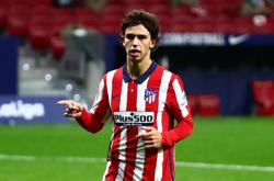 Red hot Joao Felix leads Atletico rout of Cadiz