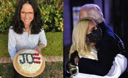 Celebrities, from Lady Gaga to Ariana Grande, react to Joe Biden win