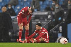 Alexander-Arnold out of England matches after injury