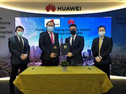 Huawei Technologies, Revenue to develop e-services hub for SMEs