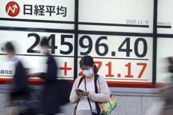 Asian shares, US futures surge on relief US election decided