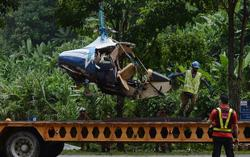 Funerals for chopper crash victims to be held today (Nov 9)