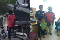 Action taken against boy, father after video of child riding motorcycle goes viral, say Kedah cops