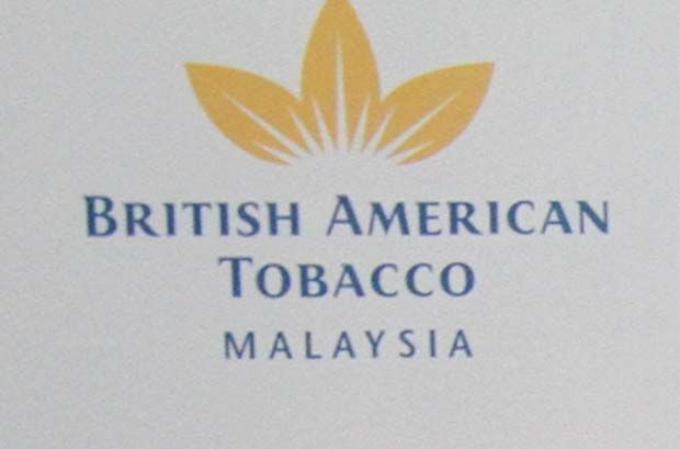 The share price of BAT closed 7.4% higher to RM10.98 yesterday, as investors expected the cigarette company to benefit from the budget.