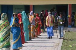 India's Modi facing likely loss in Bihar state election