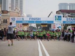 Calling all runners: KLSCM goes virtual