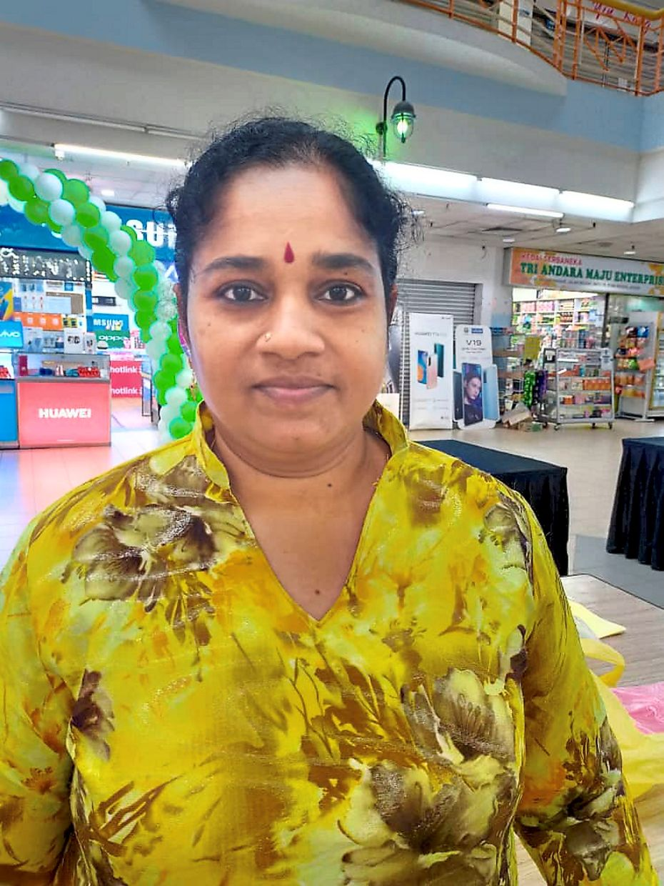 Sumathi says sales have been encouraging despite the Covid-19 pandemic.