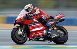Dovizioso waiting for right project to return to MotoGP