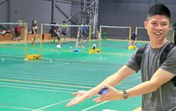 Mixed team c'ships is cancelled – but Choong Hann still finds it handy