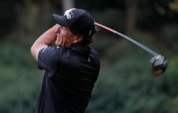 Being in contention not winning is Mickelson's Masters goal
