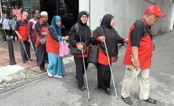 Disabled community welcome benefits in hard times