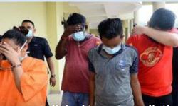 Four arrested over latest water pollution incident (Updated)