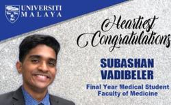 UM medical student is Rhodes Scholar-Elect