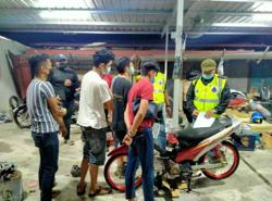 Motorbikes and the MCO: Sometimes it's not about speed but the time
