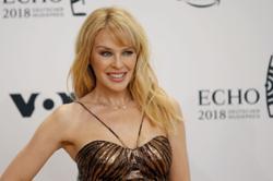 Kylie Minogue heads back to dancefloor with new album 'Disco'