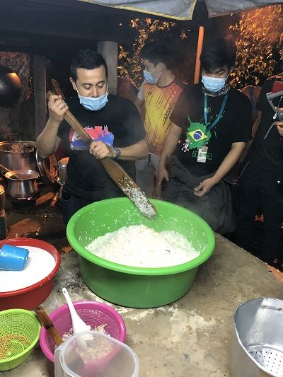 UOW Malaysia KDU students go out to see the world of food and beverage and learn deeply.
