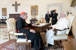 Australian corruption watchdog will not probe reported Vatican money transfers