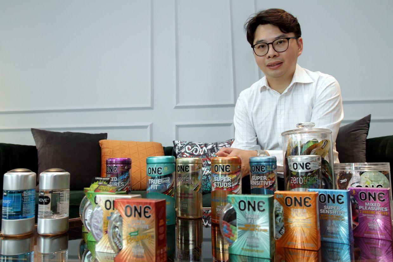 Karex CEO Goh Miah Kiat