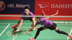 Chan-Goh the best Malaysians in world ranking