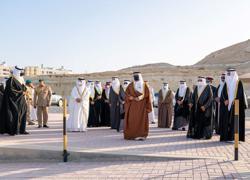 Bahrain buries world's longest serving prime minister