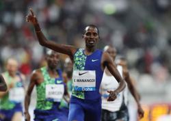 Kenya's Manangoi gets two-year ban for anti-doping violation - AIU