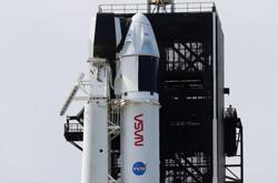 SpaceX to launch astronaut crew in first operational mission
