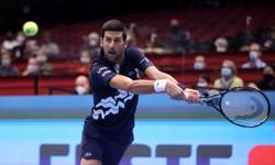 Djokovic says no pressure as he bids for sixth ATP Finals crown