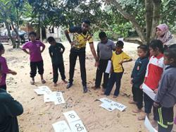 Malaysian teacher wants to do better for Orang Asli children