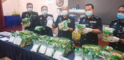 'Datuk Seri' probed in RM5mil syabu haul