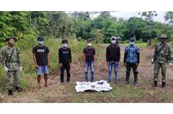 Army foils smuggling, movement of illegal immigrants at Sarawak-Kalimantan border