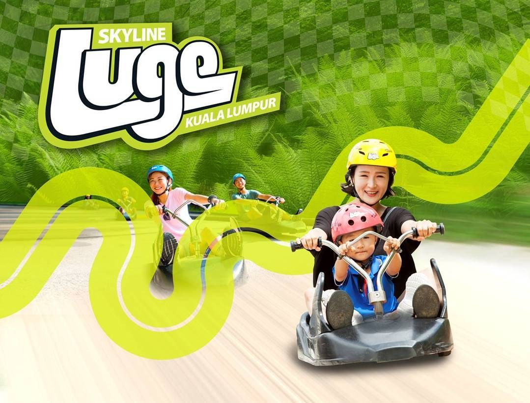 Skyline Luge, the global thrill ride for all ages, will be coming to Gamuda Gardens City Centre.