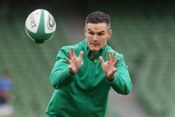 Ireland's Sexton, Henshaw ruled out of England clash