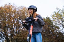 This company wants electric scooters to be smarter and safer around pedestrians