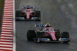 Racing Point say hidden front wing damage slowed Stroll