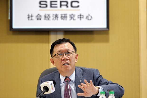 Lee Heng Guie  executive director of SERC