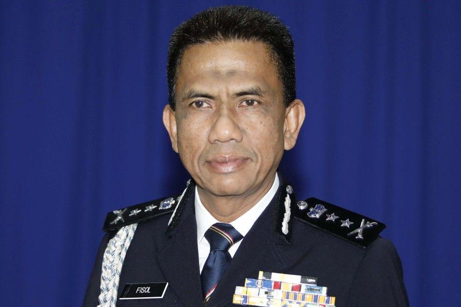Sarawak deputy police commissioner DCP Datuk Fisol Salleh. – The Star/ZULAZHAR SHEBLEE