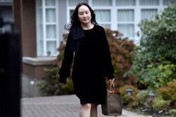 Key witness in Huawei CFO's arrest in U.S. extradition case declines to testify in Canada court