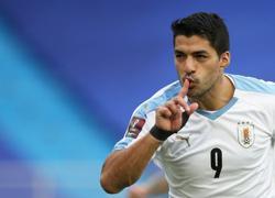 Luis Suarez tests positive for COVID-19 before WC qualifier v Brazil
