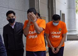 SMS scam case: Two more arrested over alleged bribery worth millions