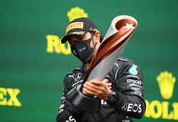 Success means nothing without change, says Hamilton